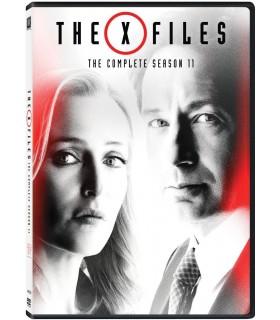 The X Files - Season 11. (1993– ) (3 DVD) 27.8.