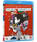 Night is Short Walk On Girl (2017) Blu-ray