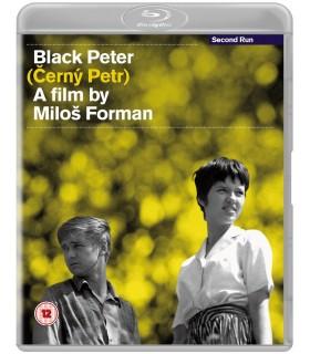 Black Peter (1964) Blu-ray 27.6.