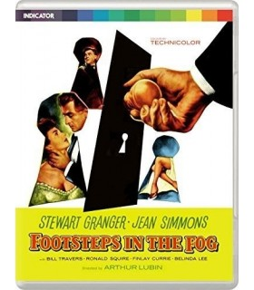Footsteps in the Fog (1955) Blu-ray 25.7.