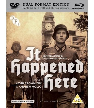 It Happened Here (1965) (Blu-ray + DVD)
