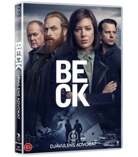 Beck - 38 Djävulens Advokat (1997– ) DVD 20.6.