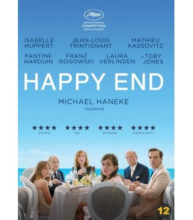 Happy End (2017) DVD