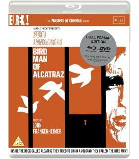 Birdman Of Alcatraz (1962) (Blu-ray + DVD) 8.8.