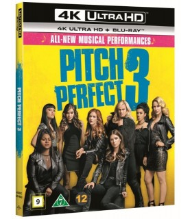 Pitch Perfect 3 (2017) (4K UHD + Blu-ray) 4.6.