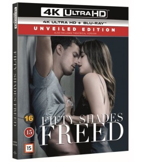 Fifty Shades Freed (2018) (4K UHD + Blu-ray) 11.6.