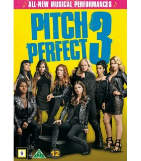 Pitch Perfect 3 (2017) DVD 4.6.