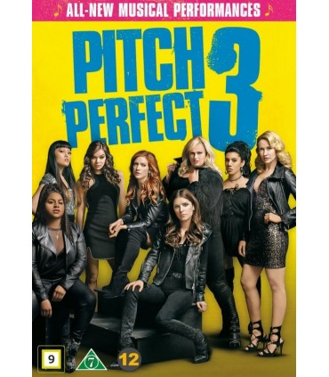 Pitch Perfect 3 (2017) DVD