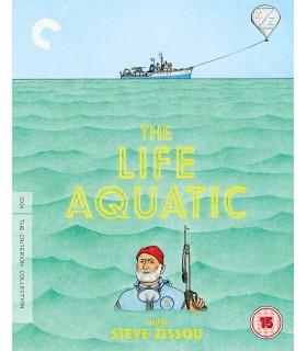 The Life Aquatic with Steve Zissou (2004) Blu-ray 27.6.