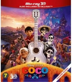 Coco (2017) (3D + 2D Blu-ray) - Kesä