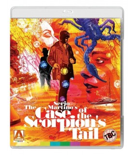 The Case Of The Scorpion's Tail (1971) Blu-ray 18.7.