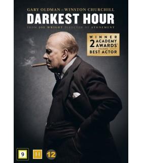 Darkest Hour (2017) DVD 18.6.