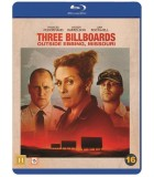 Three Billboards Outside Ebbing, Missouri (2017) Blu-ray