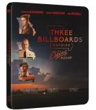 Three Billboards Outside Ebbing, Missouri (2017) Stelbook (Blu-ray)