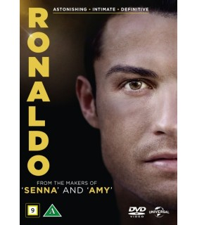 Ronaldo (2015) DVD