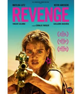 Revenge (2017) DVD 31.7.