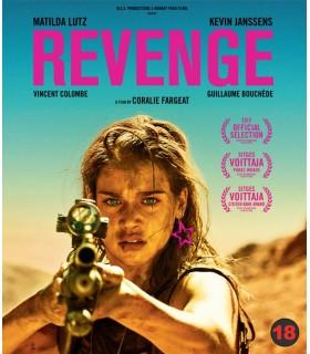 Revenge (2017) Blu-ray 31.7.