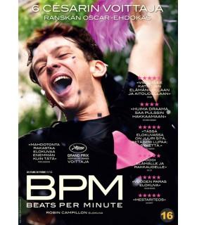 BPM (Beats Per Minute) (2018) DVD 15.8.