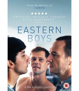 Eastern Boys (2013) DVD