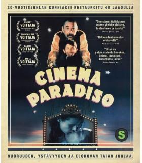 Cinema Paradiso (1988) 30v. Edition (Blu-ray) 20.6.