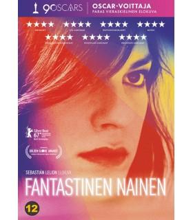 Fantastinen nainen (2017) DVD 20.6.