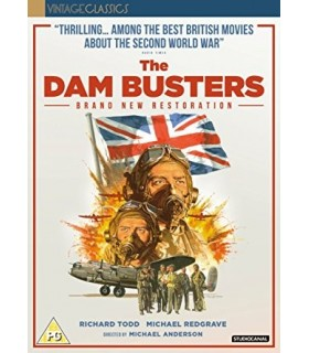 The Dam Busters (1954) 2DVD