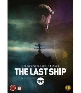 The Last Ship - Season 4. (2014– ) (3 DVD)