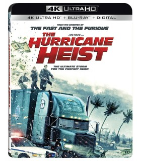 The Hurricane Heist (2018) (4K UHD)