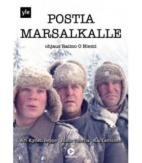 Postia marsalkalle (1991) DVD