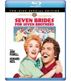 Seven Brides For Seven Brothers  (1954) (2 Blu-ray)