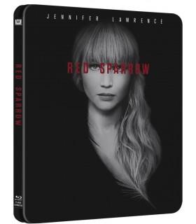 Red Sparrow (2018) Steelbook (Blu-ray) 16.7.