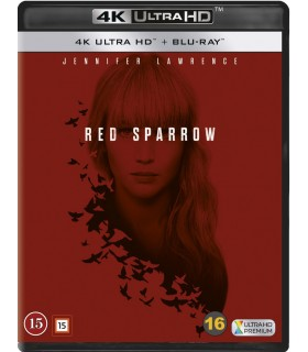 Red Sparrow (2018) (4K UHD + Blu-ray) 16.7.