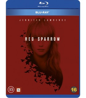 Red Sparrow (2018) Blu-ray 16.7.