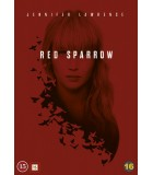 Red Sparrow (2018) DVD