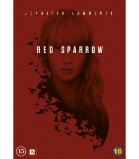 Red Sparrow (2018) DVD 16.7.