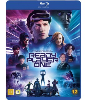 Ready Player One (2018) Blu-ray 6.8.