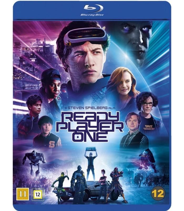 Ready Player One (2018) Blu-ray 6.8.
