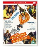 Five Weeks in a Balloon (1962) (Blu-ray + DVD)