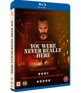 More about You Were Never Really Here (2017) Blu-ray