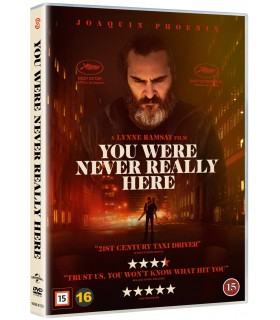 You Were Never Really Here (2017) DVD 30.7.