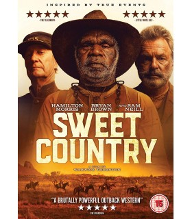 Sweet Country (2017) DVD 11.7.