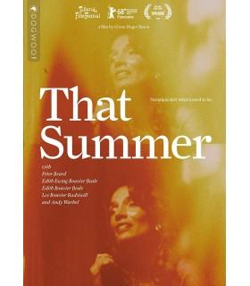 That Summer (2017) DVD 18.7.