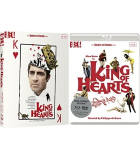 King of Hearts (1966) (Blu-ray + DVD) 18.7.