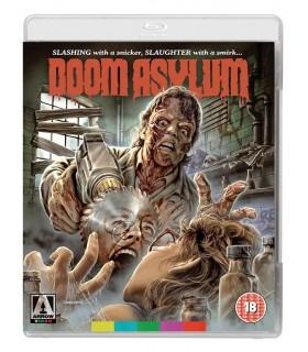 Doom Asylum (1987) Blu-ray 18.7.