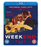 Weekend (1967) Blu-ray