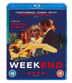 Week End (1967) Blu-ray 18.7.