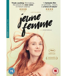 Jeune femme (2017) DVD 18.7.