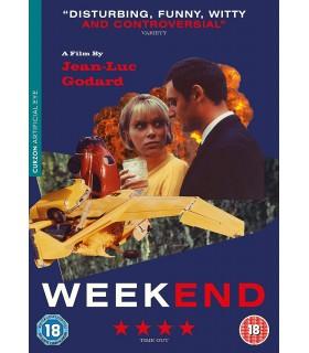 Week End (1967) DVD