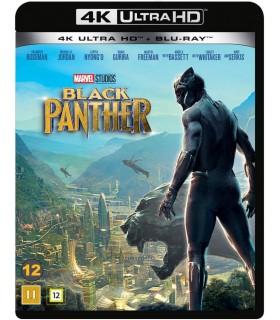 Black Panther (2018) (4K UHD + Blu-ray) - Kesä