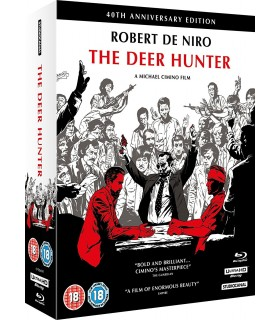 The Deer Hunter (1978) 40th Anniversary Collector's Edition (4K UHD + Blu-ray ) 15.8.